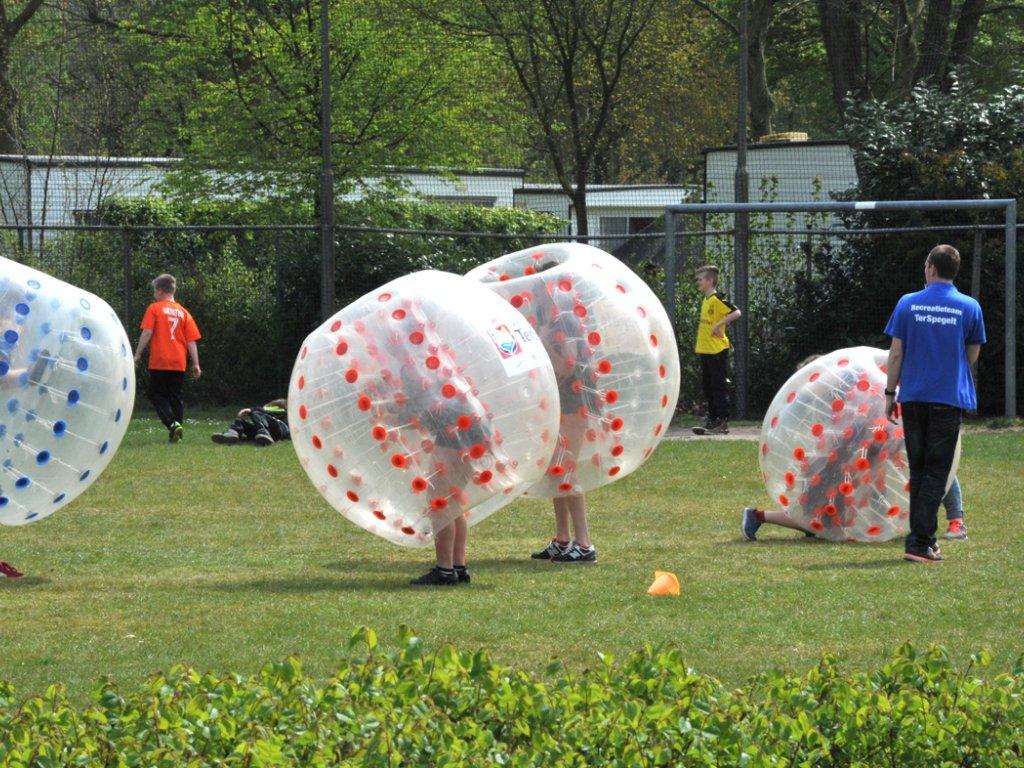 bubble ball